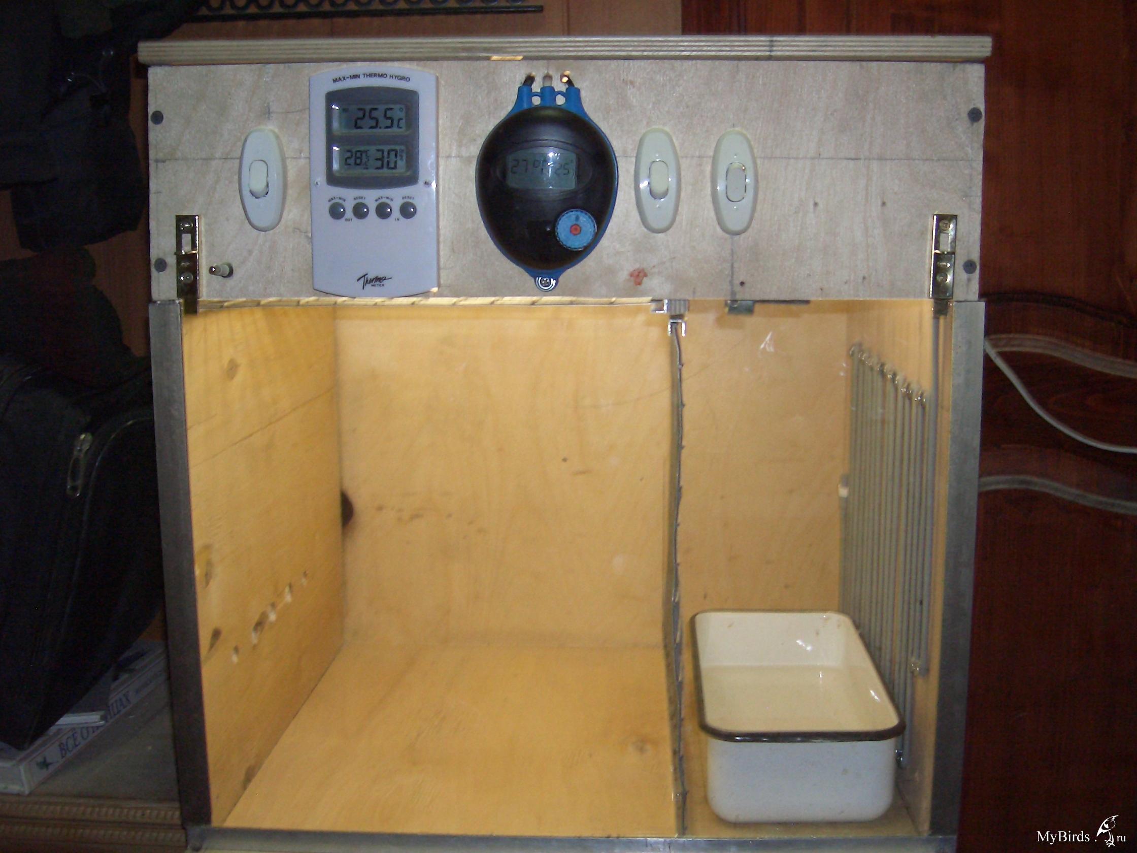 Инкубатор своими руками в домашних условиях: чертежи, виды 61