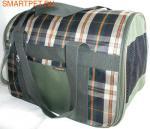 Сбоку сумки 1 кармашек.  DOGMAN Сумка-переноска Стандарт 2. Для собак и...