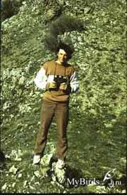 На вершине хребта Караелчи. Юго-западный Копетдаг.