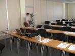 подготовка зала к семинару